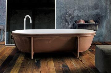 אמבטיה מחומר מבודד, ששומר על טמפרטורת המים לאורך זמן. ''מודי'' (באדיבות MODY)