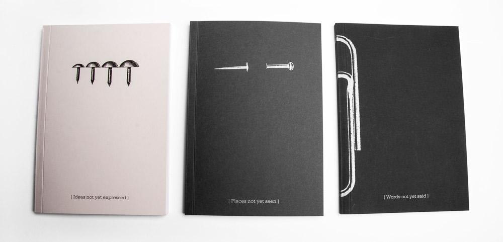 ''פאפייר'' היא חנות למוצרי נייר, שפתח בית הדפוס הוותיק ''קוויק קופי'' ליד כיכר רבין. על עיצוב מוצרי הנייר, שרובם מתאפיינים בצבעוניות של שחור-אפור-לבן ובאלמנטים טיפוגרפיים, אחראיות מעצבת האופנה שרון ברונשר והמעצבת הגרפית שירן רוקוואי. 45 שקל (צילום: גיא דניאלי)