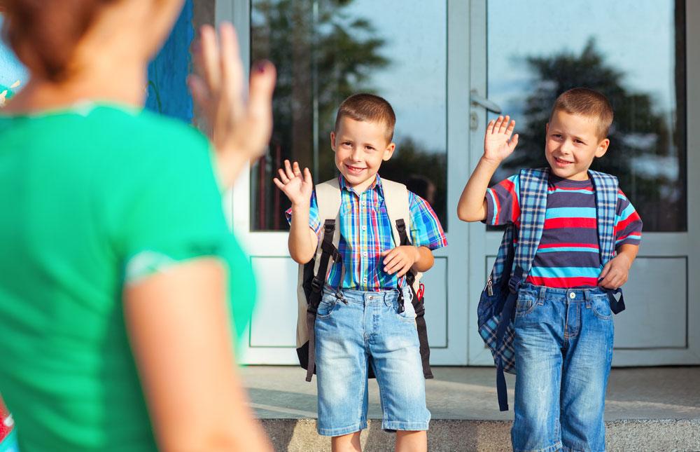 זכרו שהמורה היא שותפה שלכם לדרך (צילום: shutterstock)