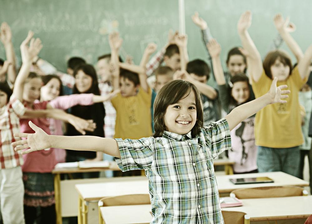 אף מורה לא מסוגלת ללמד 40 תלמידים (צילום: shutterstock)