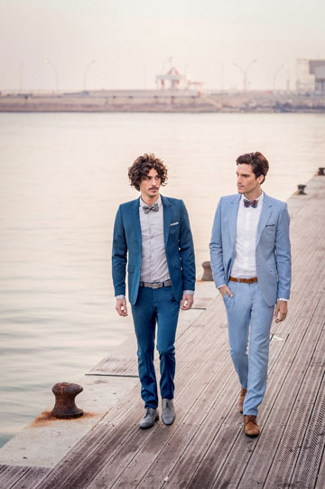 דויד ששון. עד 70 אחוז הנחה במכירה בסטודיו של מעצב בגדי הגברים (צילום: חיים אפריאט)