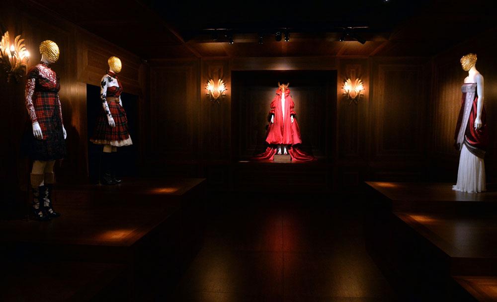 בתערוכה: 8 חדרים גדולים המחייבים מוזיאון רחב ידיים (צילום: gettyimages)