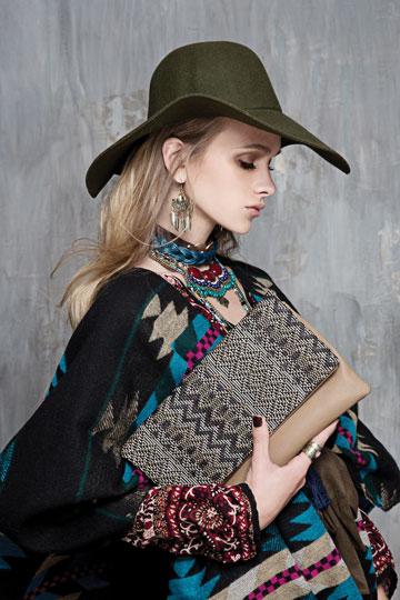 מתוך קמפיין רשת בתי האופנה TOPTEN (צילום: דודי חסון)