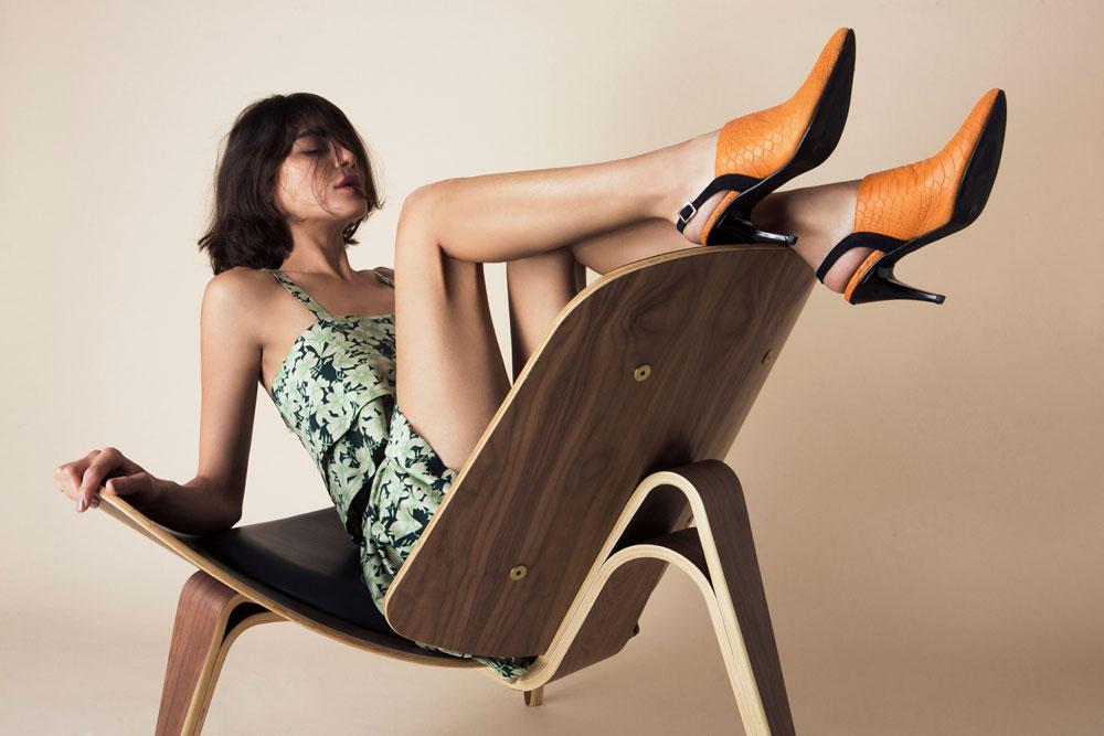 נעלי אימלדה. עד 50 אחוז הנחה על קולקציית הקיץ  (צילום: מיכאל טופיול)