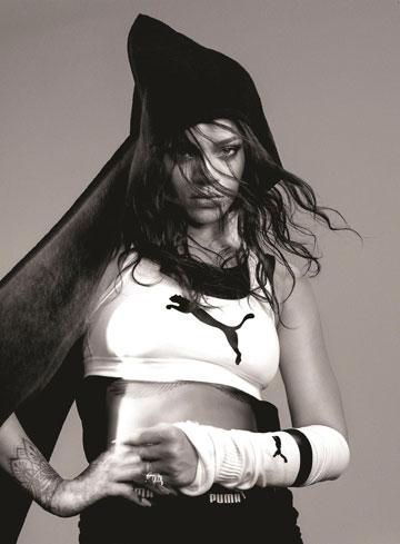 מהפך מיתוגי. ריהאנה לפומה