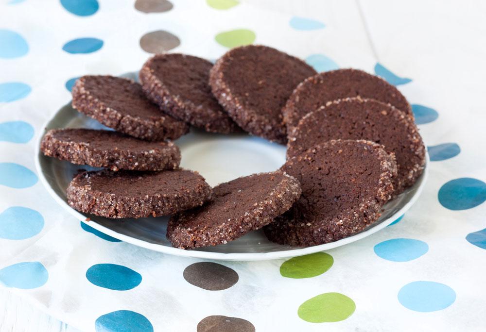 סופר-שוקולדיות. עוגיות דיאמנטס (צילום: אולגה טוכשר)