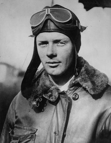 דומה לו? צ'ארלס לינדברג, הטייס הראשון שחצה את האוקיינוס האטלנטי (צילום: gettyimages)