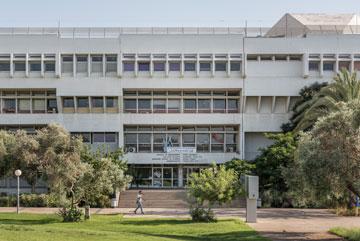 בניין רקנאטי כיום (צילום: אלי סינגלובסקי)