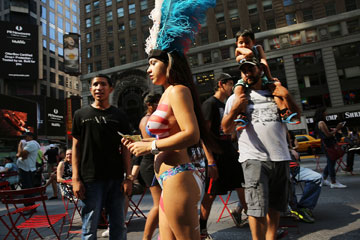 ניו יורק פוסט ודיילי ניוז מזועזעים מהמתרחש (צילום: gettyimages)