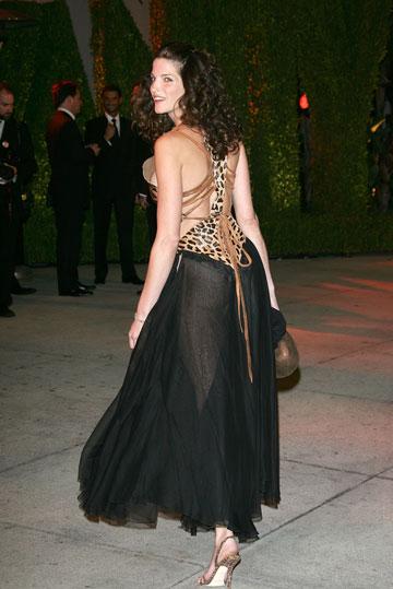 השמלה שקופה? לא שמתי לב. סימור, 2006 (צילום: gettyimages)