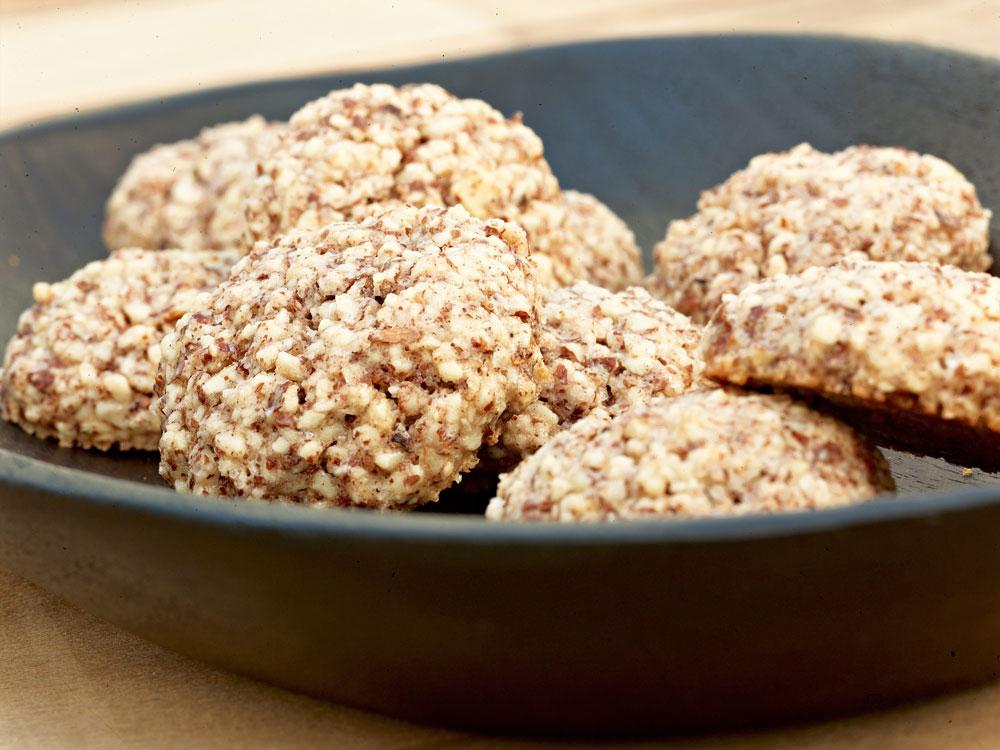 עוגיות שקדים בריאות (צילום: גלעד וגיא צלמים)