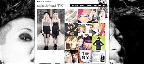 הבלוג Style Defined NYC של קטיה מורמן (מתוך styledefinednyc.com)