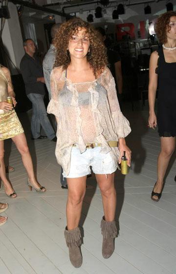 דורין אטיאס. מעצבי האופנה תוקפים את תוכנית הטלוויזיה שלה, ''שעת הדרקון'' (צילום: רפי דלויה)