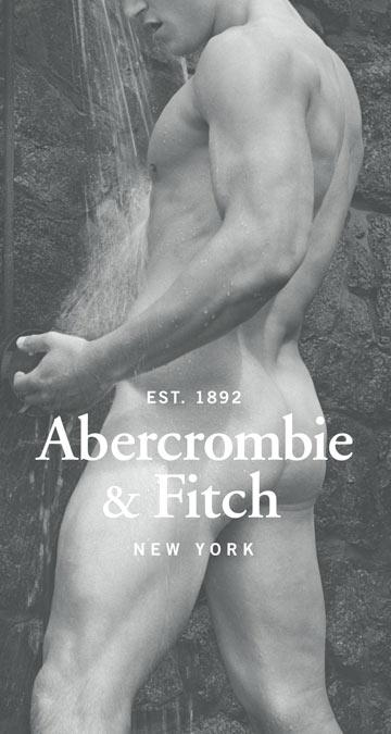 אברקרומבי אנד פיץ'. רמיזות הומו-אירוטיות