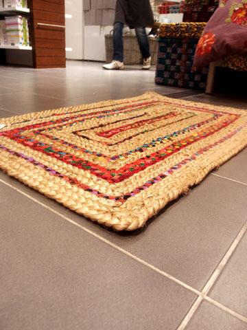שטיח סף, 130 שקלים (צילום: גילי אונגר)