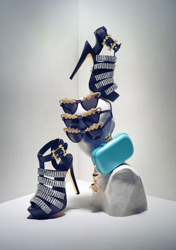 הקולקציה של אנה דלו רוסו ל-H&M  (צילום: AdR at HM)