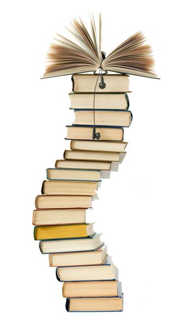 הספרייה המרכזית לעיוורים: כ13,000 כותרים מוקלטים (צילום: Shutterstock)