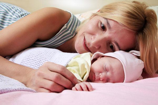 לידת בית: רגע של שלווה או רגע של חרדה? (צילום: shutterstock)