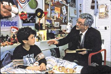 סבא, סיפרתי לך על ויני קופר?