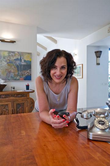 דניאלה להבי. זכתה בפרס מעצבת השנה בתחום האביזרים (צילום: איתי סיקולסקי)