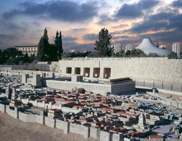 420 שנה עמד על תילו (באדיבות מוזיאון ישראל, ירושלים)