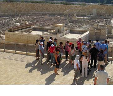''מי שלא ראה בניין הורדוס לא ראה בניין נאה מימיו'', שנו חכמים (צילום: מיכאל יעקובסון)