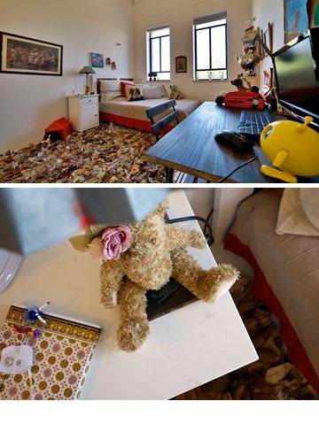 """""""כל רהיט בבית הוא 'פיס' שמזכיר לי מקום"""" (צילום: איתי סיקולסקי)"""