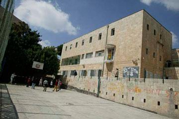 וילה שוקן בירושלים. נדיבות באחוזי בנייה (צילום: שלומי כהן)