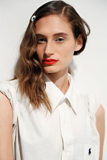 """נועם פרוסט בשבוע האופנה בניו יורק. כובשת עוד יעד בחו""""ל (צילום: gettyimages)"""