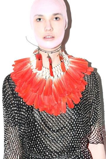 עיצובים של ליאורה טרגן (צילום: גולי כהן)