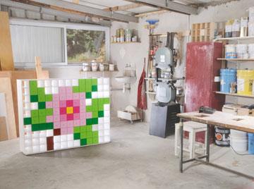 ספריית מגירות בעיצוב ''סטודיו בייקרי'' (צילום: סטודיו bakery - גילי קוצ'יק ורן אמיתי)