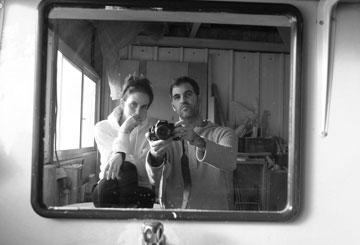 רן אמיתי וגילי קוצ'יק, ''בייקרי'' (צילום: סטודיו bakery - גילי קוצ'יק ורן אמיתי)