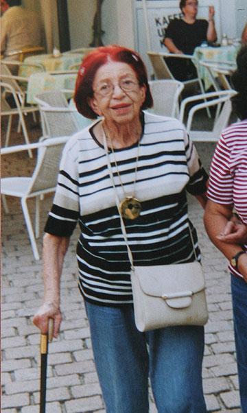 דורה גד (צילום: עמית מגל)