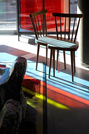 מלון ''מאמא שלטר'' בליון, שעיצב סטארק בשנה שעברה (צילום: Courtesy of Philippe Starck  )