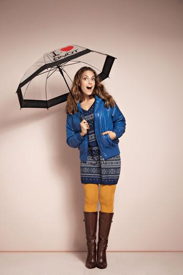 מארינה מקסימיליאן לעונות. רוקדת בגשם כל הדרך אל הבנק (צילום: דודי חסון )