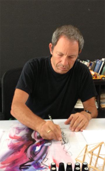 אלכס פדואה (צילום: גלעד דוידי)