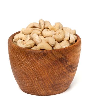 אגוזי קשיו. בעלי מרקם חלק ומעודן (צילום: shutterstock)