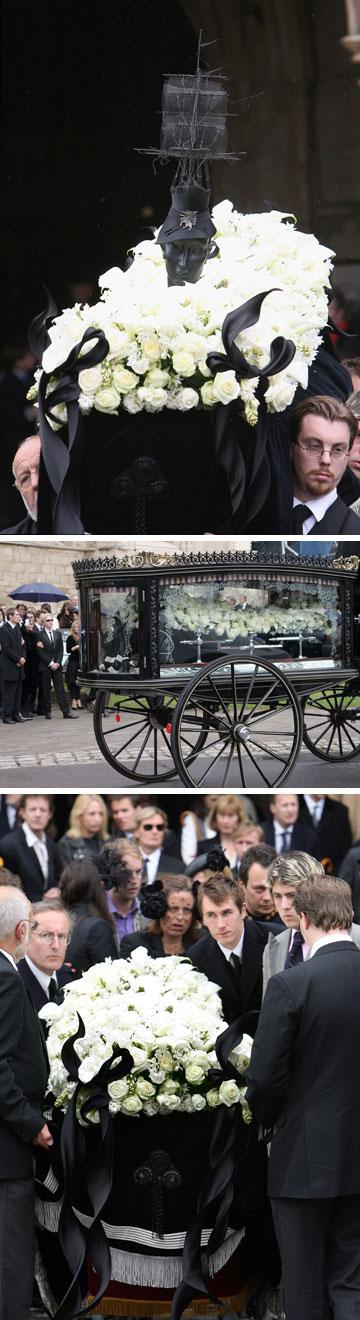 הלווייתה של איזבלה בלאו. בלעה חומר הדברה וחיכתה למות בבית החולים (צילום: gettyimages)