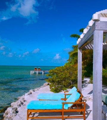 קאיו אספנטו, בליז. 14 אלף דולר ללילה והאי כולו שלכם (מתוך aprivateisland.com)
