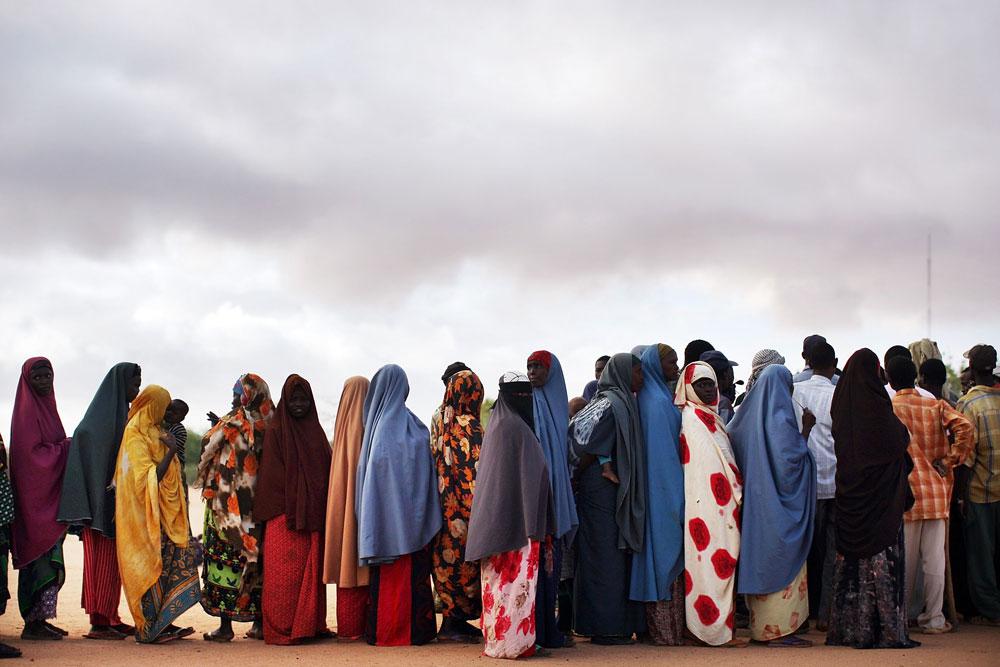 """""""תרבויות ודתות שמגלות אלימות כלפי נשים מתחזקות והולכות בחלקים רבים של העולם"""" (צילום: gettyimages)"""