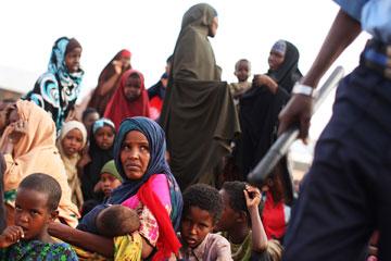 תהליך השחרור מהחברה הדתית היה הדרגתי. נשים סומליות (צילום: gettyimages)