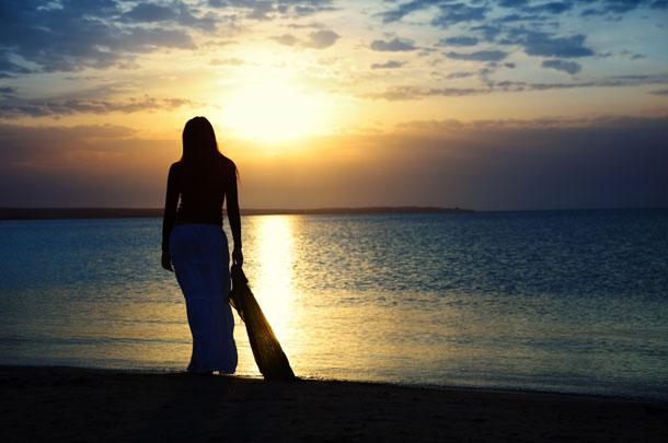 אוהבת להיות לבד? אז למה את מתפלאת שאין לך זוגיות? (צילום: shuttestock)