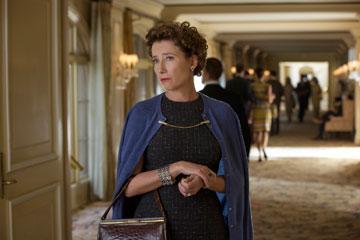 """אמה תומפסון. מתוך הסרט """"להציל את מר בנקס"""" שעסק בדמותו של וולט דיסני"""
