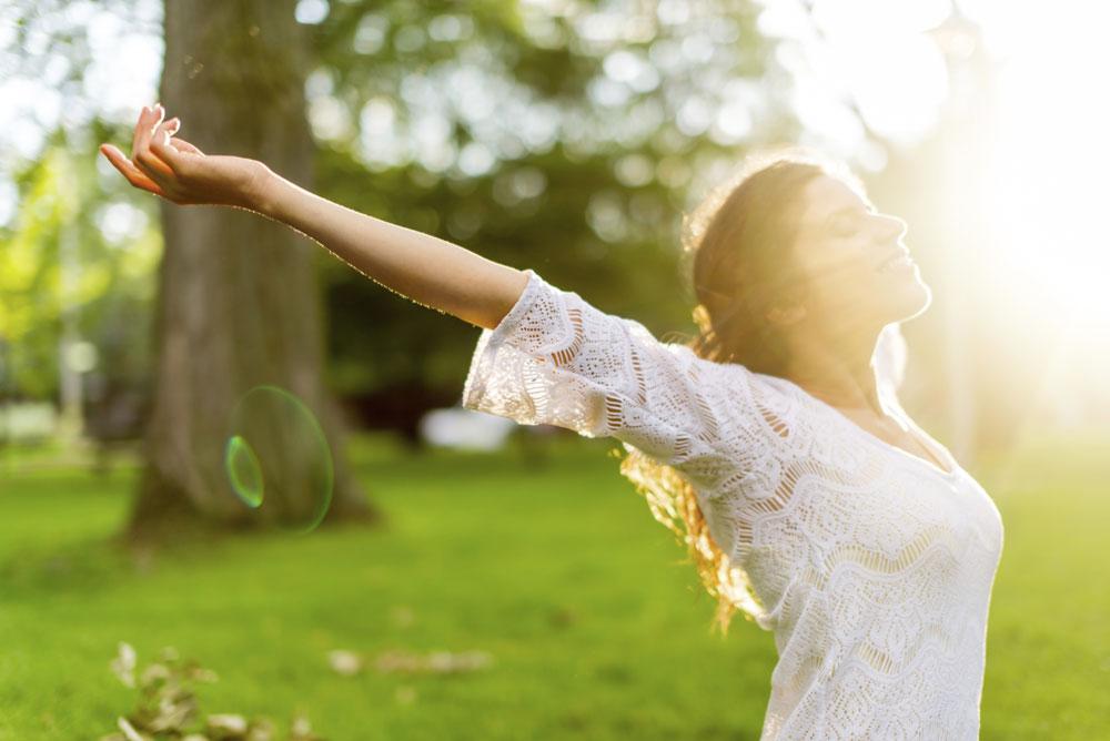 להתחדש, להתאזן, להשתקם ולצמצם השפעות שליליות (צילום: thinkstock)