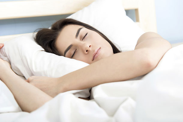 שינה היא הדוגמה המופתית לפעולה שמחדשת את הגוף (צילום: thinkstock)