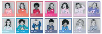 הילדים של פוקס קידס (צילום: גיא כושי ויריב פיין)
