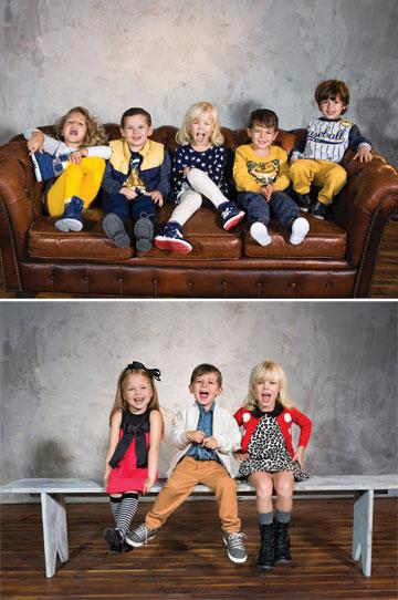 הילדים של הוניגמן קידס  (צילום: שי יחזקאל)