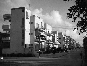הבניין ברוטשילד-מרמורק בצילום היסטורי (באדיבות אא''י)