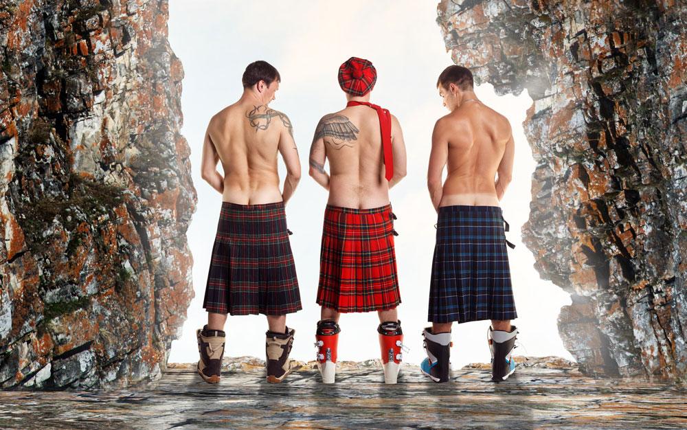 גברים רבים מזהים גבריות עם גודל האיבר (צילום: shutterstock)