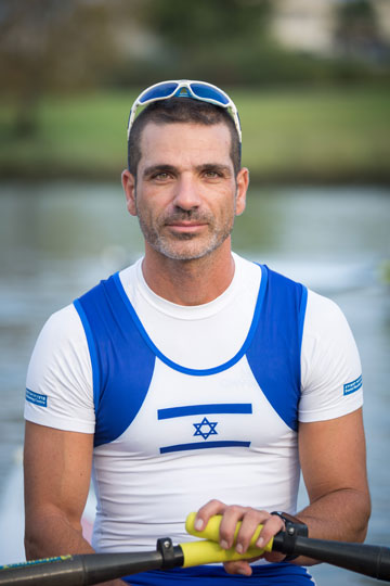 """""""אולימפיאדת הנכים היא האולימפיאדה הכי יהודית שיש, כי היא מקדשת את תרבות הרוח"""" (צילום: דפנה טל)"""